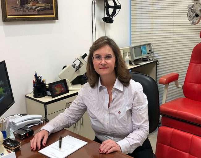 Dra. Aparecida Munarin da Paulista Vision Center