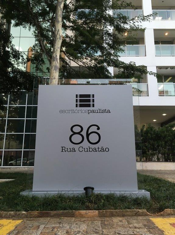 Estrutura da Paulista Vision Center
